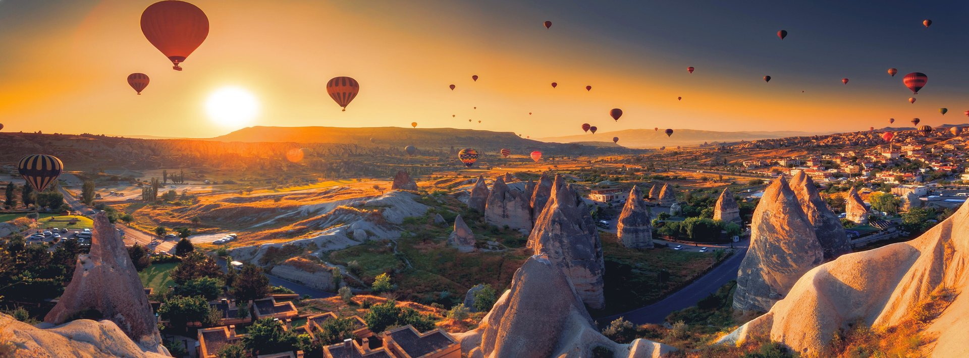 cappadocia_turkey_tour hot air ballons ride