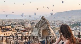 2 Days Cappadocia from Istanbul by Plane