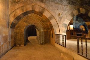 Sarihan Caravanserai cappadocia